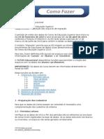 Como Fazer - Censo Do Ensino Superior 2014 TOTVS Educacional_3