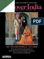 Discover India - January 2015