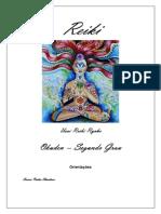 Usui Reiki Ryoho - Okuden - Segundo Grau - 2013 - N0