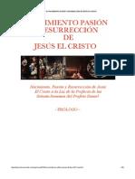 EL NACIMIENTO PASIÓN Y R...CIÓN DE JESÚS EL CRISTO