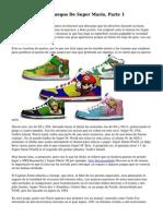 Los nueve Peores Juegos De Super Mario, Parte 1