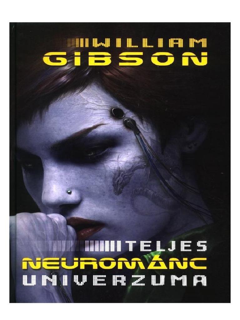 41613383be Teljes Neuromanc Univerzuma