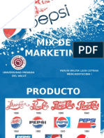 Mervin Leon Cotrina - Pepsi