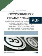 Crowdfunding y Creative Commons - Ruiz Gutiérrez, José