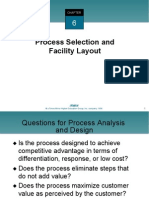 05_03_2015_Process Selection and Facility Layout