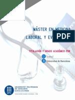 Máster Medicina 2015