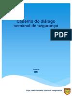 Caderno Do Dialogo de Seguranca Janeiro 2014