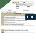 MODELO de Planificación de Clase