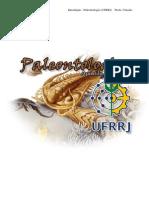 Paleontologia - Apostila - Fósseis e Tafonomia