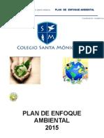 Plan de Enfoque Ambiental 2015 Arreglado