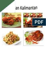 Masakan Kalimantan