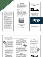 PVF Brochure
