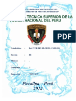 historia  de La Policia Nacional de Peru