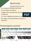 2 Spectroscopy