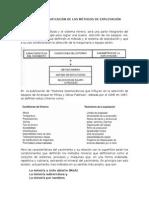 Caracteristicas del deposito
