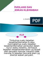 Penyelidikan KLB.ppt