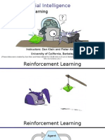 SP14 CS188 Lecture 10 -- Reinforcement Learning I