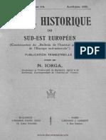 Revue Historique du Sud-Est Européen 2, 1925 2