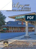 2015 Aiken Shopping & Dining Guide