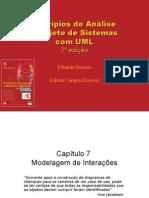 Modelagem de Interações -slides  - Principios de Analise e Projeto de Sistema com UML - BEZERRA