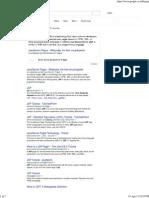 jsp java, struts, framework