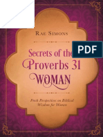 Secrets of the Proverbs 31 Woman - Excerpt