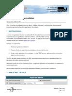 DMS 348 - FRM - VEET Accreditation Application Form - V2.0 - 20140303