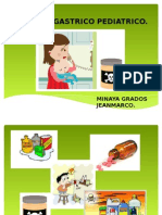 lavado gastrico pediatrico