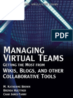 Wordware Managing Virtual Teams
