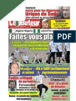 LE BUTEUR PDF du 30/01/2010