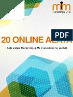 20 Online Alata