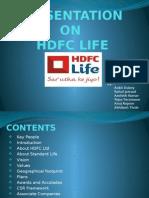 Hdfc Presentation