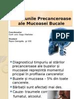 Afec__iunile Precanceroase Ale Mucoasei Bucale