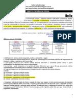 OAB X Exame 1 Fase Exerc+¡cios GABARITO por Rodrigo Bello