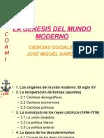 Edad Moderna s.xv