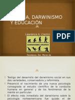 Ciencia, darwinismo y educación.