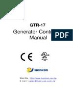 Modulo Arranque Monicon GTR17