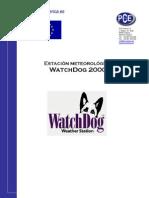 Manual Estacion Meteorologica