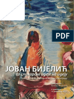 Katalog Jovan Bijelic