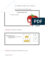 12 Konstruk Numerasi Program Linus Menulis