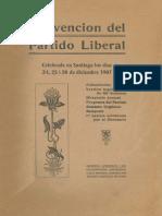 Convención Partido Liberal de 1907