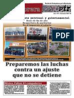 Voz Obrera Nº5- Diciembre 2014 - PTR