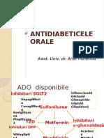 1111. Antidiabetice Orale