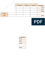 Raspored- Zimski Semestar 2014-2015