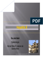 Hepatitis B -PPT- 2012