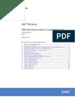 Data Domain Boost Version Compatibility Guide
