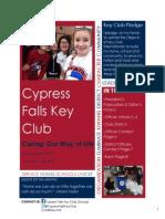 D3N Cypress Falls December Newsletter