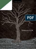 Irreantum, Volume 12, No. 1, 2010