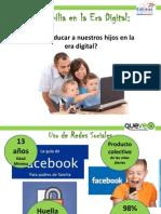 Ser Familia en La Era Digital - Queveo