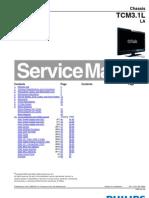 TV Philips LCD 42PFL3604 Chass (1)